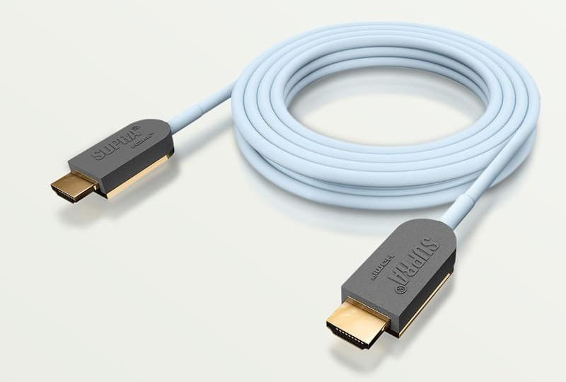 支援 8K / 60Hz,SAEC 推出全新 SUPRA HDMI 2.1 AOC 系列線材