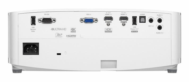 全球首款 240Hz 更新率,Optoma 推出全新 UHD50X 4K UHD 投影機