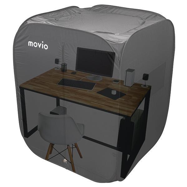 簡易設置私人空間,NAGAOKA 推出全新室內影視帳篷 M302T