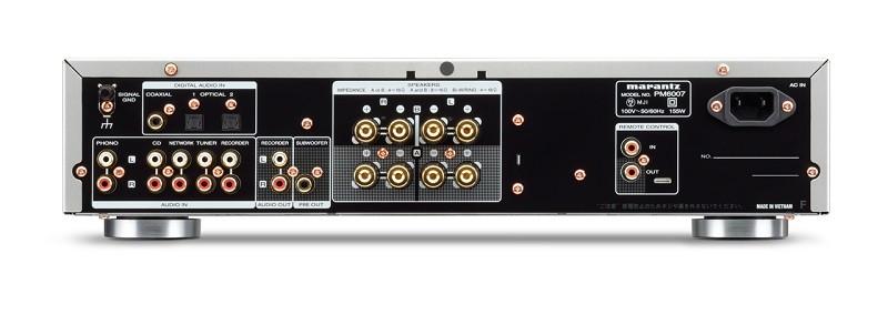 數碼 / 模擬通吃,Marantz 推出全新二聲道合併式放大器 PM6007