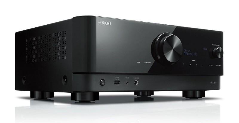 迎接 8K 世代,Yamaha推出兩款全新環繞聲放大器 RX-V6A / RX-V4A
