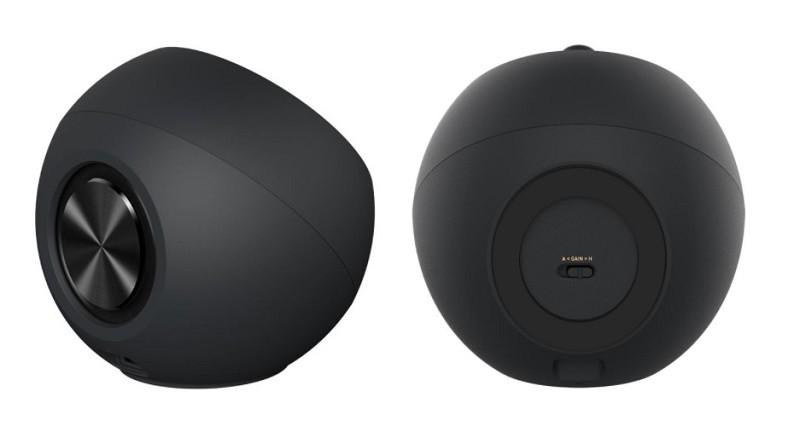 Creative 推出全新小型桌面喇叭 Creative Pebble V3
