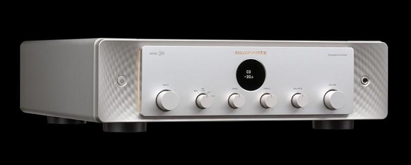 新世代登場,Marantz 推出全新合併式放大器 MODEL 30