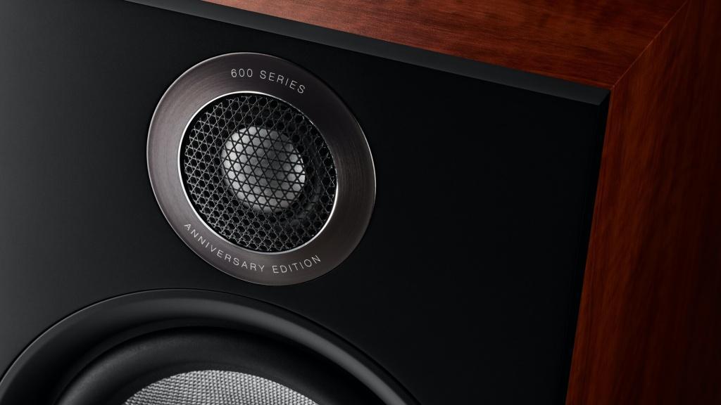 獻給摯愛的音樂 — B&W 經典 600 系列音箱