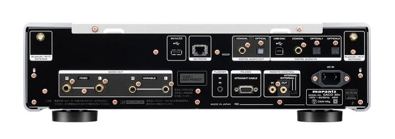 新世代登場(二),Marantz 推出全新網絡 / 光碟播放機 SACD 30n