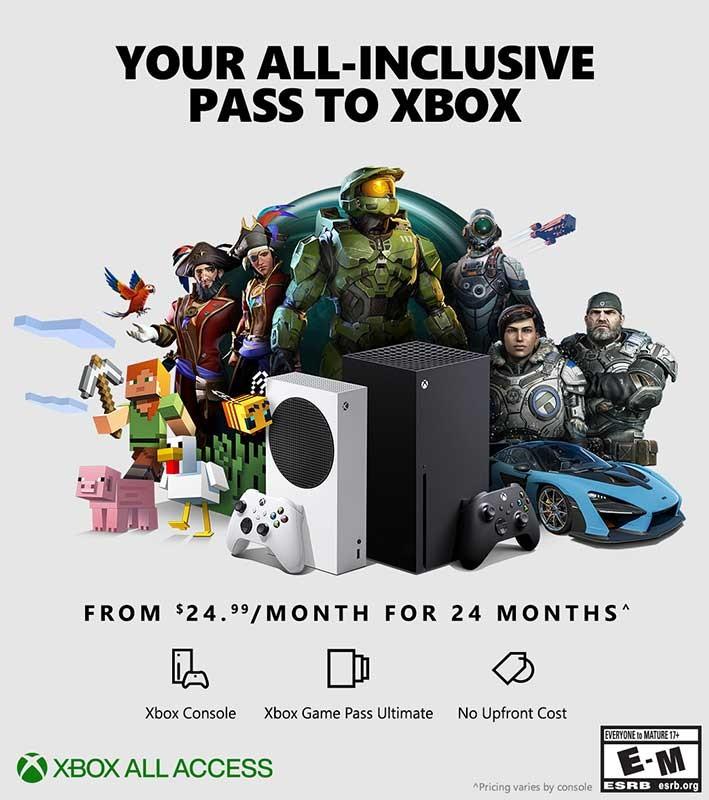 Microsoft 公布次世代主機 Xbox Series X 及 Xbox Series S 售價及推出日期