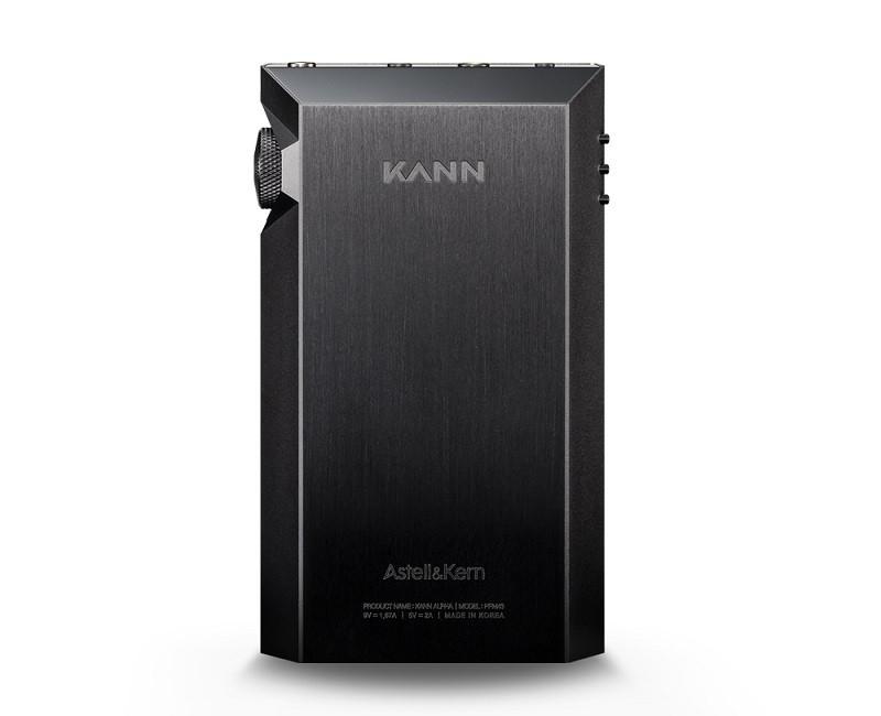 4.4mm 五極平衡端子植入,Astell&Kern 推出全新便攜式播放器 KANN ALPHA