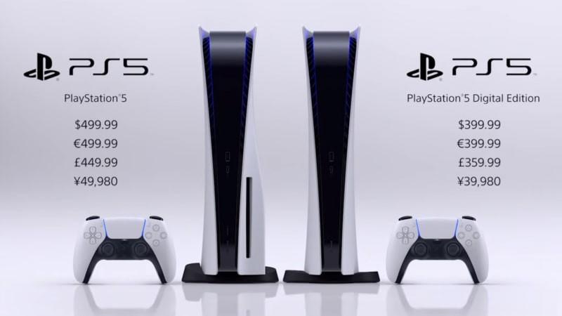 萬眾期待,Sony 互動娛樂(SIE)於線上發表會中公布 PS5 售價及推出日期