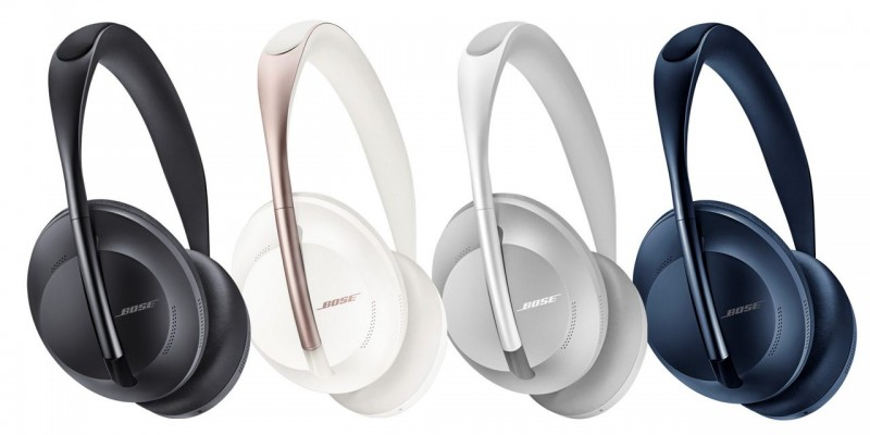 新色來襲,Bose 推出全新 Triple Midnight 顏色 Headphones 700 降噪耳機