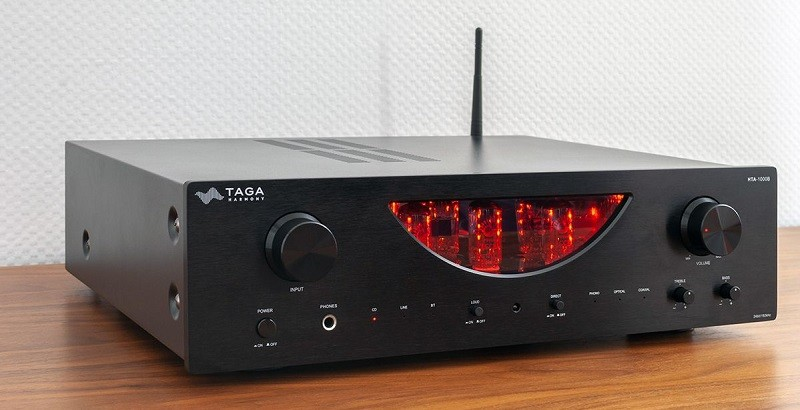 TAGA Harmony 推出全新膽石混血合併式放大器 HTA-1000B