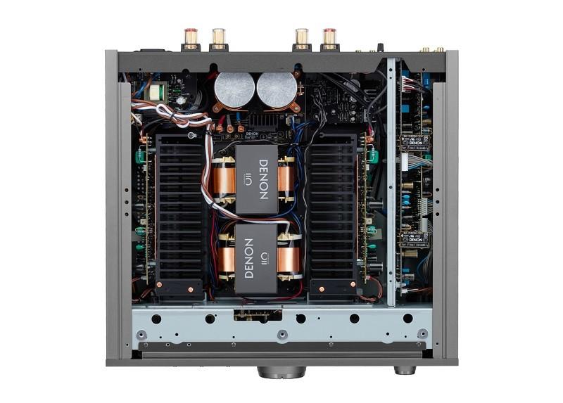110 週年紀念,Denon 推出全新合併放大器 PMA-A110