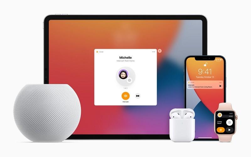 親民價格登場,Apple 發布全新 HomePod mini 智能喇叭