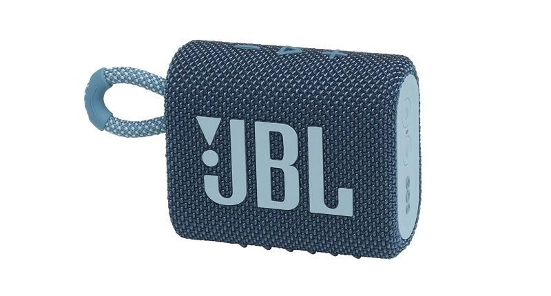 延續輕便風,JBL 推出第三代防水藍牙喇叭 JBL GO 3