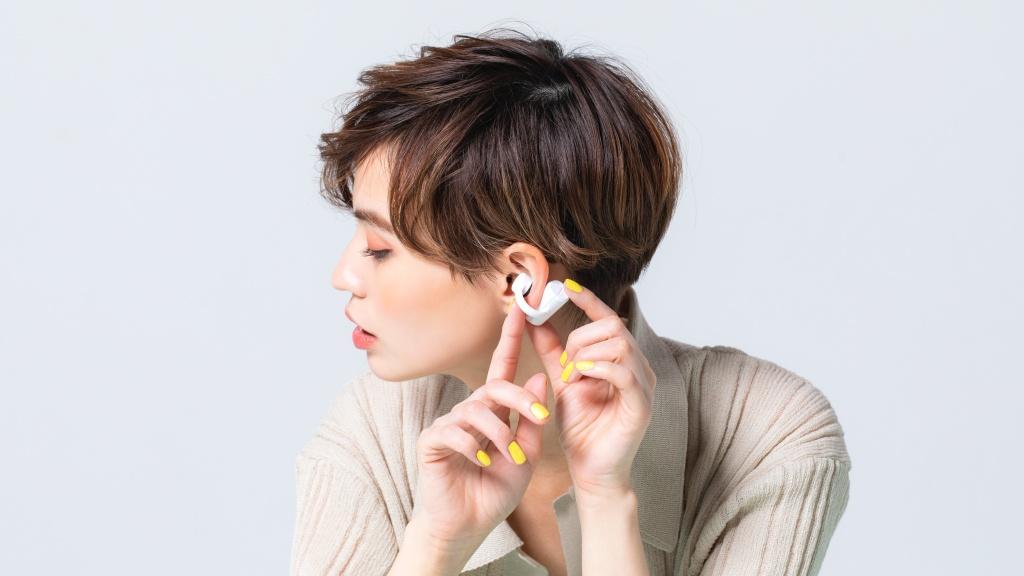 世界首款真 · 無線骨傳導耳機 earsopen® PEACE TW-1