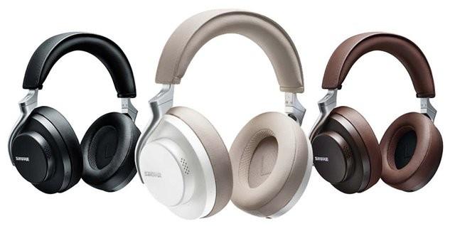 白色時尚,Shure 宣布推出 AONIC 50 white 無線降噪耳罩式耳機