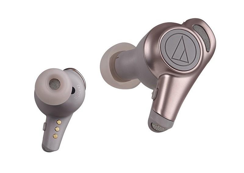 音質與功能俱備,Audio-Technica 推出全新真無線耳機 ATH-CKR70TW