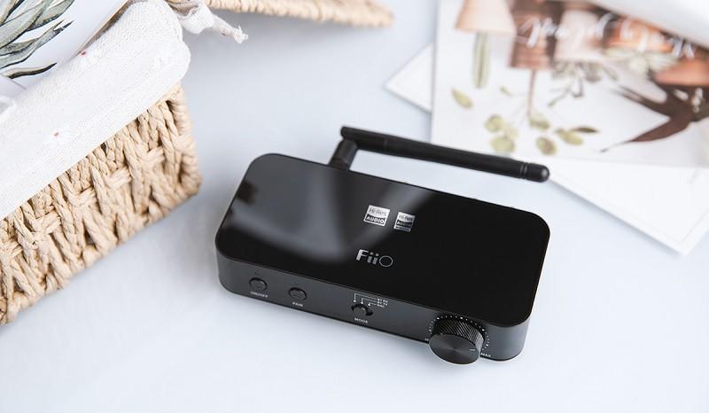 FiiO 推出全新多功能藍牙收發器 BTA30