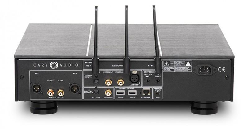 CARY AUDIO 發布全新一代網絡串流播放器 DMS-700