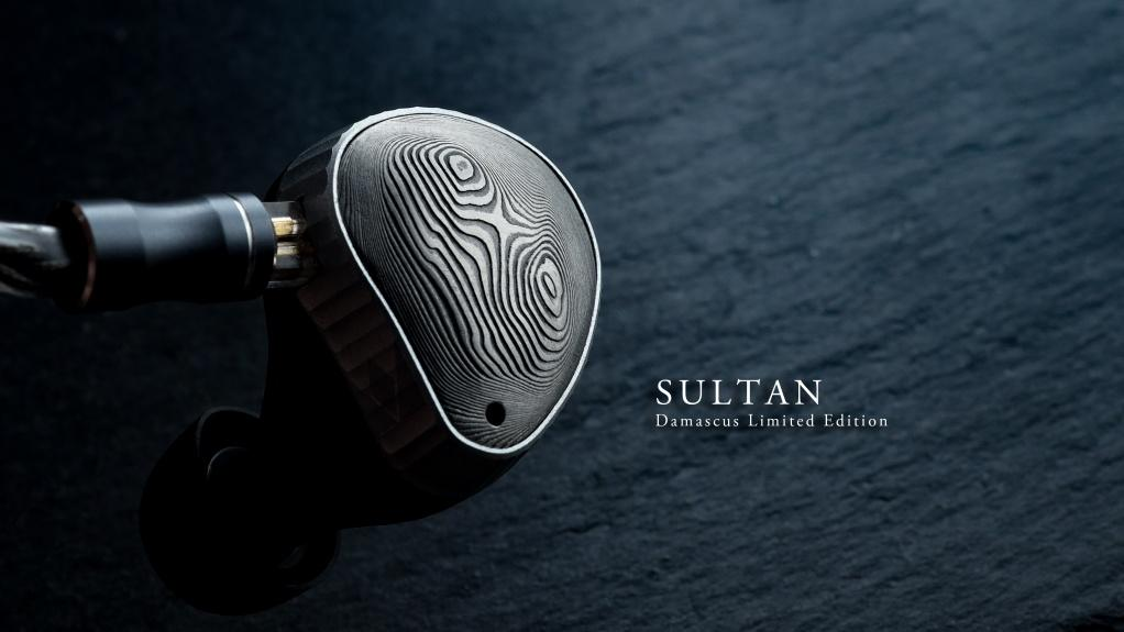 NOBLE AUDIO  Sultan - Damascus Limited Edition