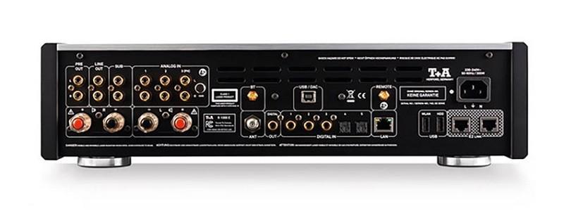 白色聖誕,T+A 推出特別限量版 R 1000 E White Edition 多訊源接收器