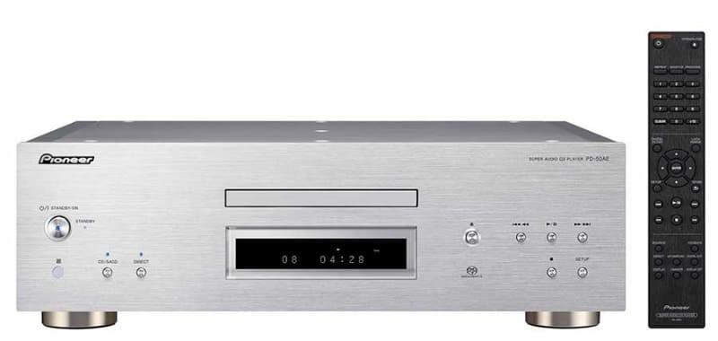 日本 Pioneer 宣布 SACD / MQA-CD / CD 播放機 PD-50AE 預定於明年二月加碼推出