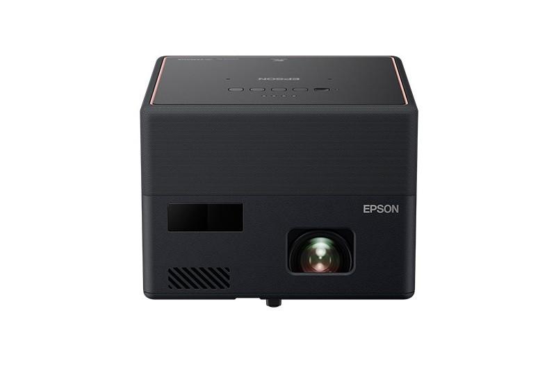 全球最小 3LCD + 雷射,Epson 推出全新投影機 EF-11 / EF-12