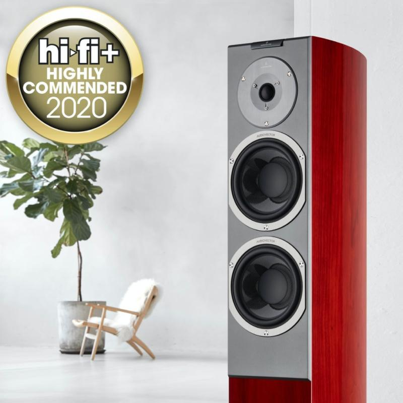 丹麥 Audiovector R 3 Signature 榮獲英國 HI-FI+ 高度推薦殊榮
