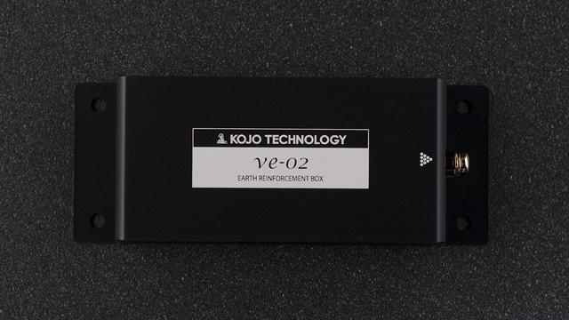 光城精工推出全新汽車音響專用接地盒 ve-02