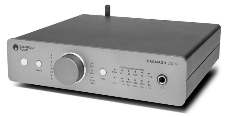 Cambridge Audio DacMagic 200M 數碼類比轉換器