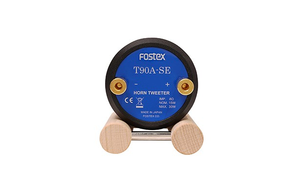 限量生產,Fostex 推出 T90A-SE 超高音單元