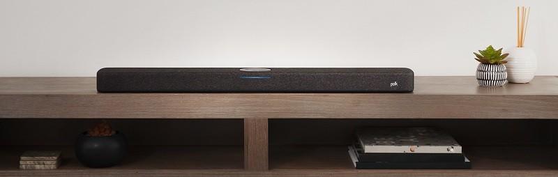 內置 Alexa,Polk Audio 推出全新智慧型 Sound Bar 系統 React