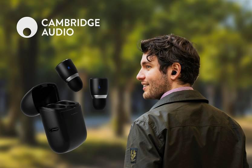 Cambridge Audio Melomania 1+ 新一代真無線入耳式監聽耳機