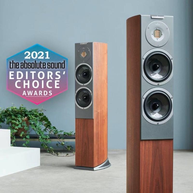 AUDIOVECTOR R 6 Arreté 及 R 3 Arreté 榮獲 The Absolute Sound EDITOR'S CHOICE