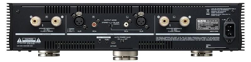 Reference 系列新作(二),TEAC 推出旗艦立體聲後級放大器 AP-701