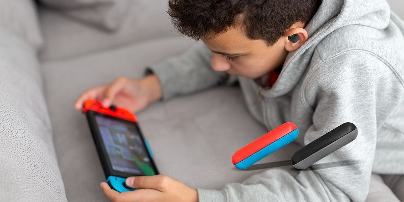 FUGU INNOVATIONS JAPAN 推出全新 Nintendo Switch 專用藍牙發射器