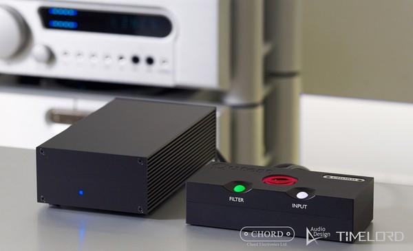 日本 TimeLord 為 Chord Qutest 打造外置電源 DCA-5V,並以 Qutest Plus 套裝方式銷售