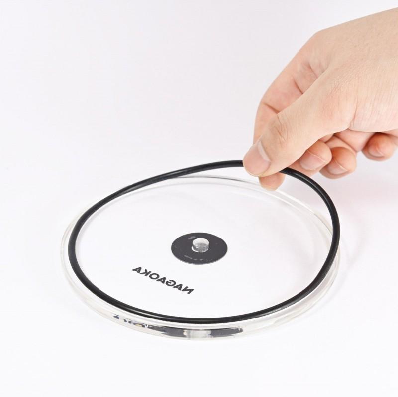 NAGAOKA 推出黑膠唱片清洗用標籤保護器 CLP02