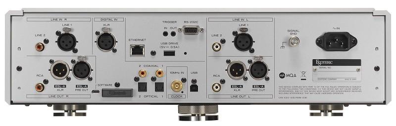 集網絡串流、CAS 解碼、前級及耳機放大於一身,Esoteric 推出全新 N-05XD