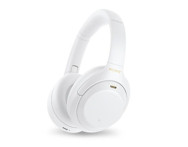Sony 無線降噪耳機 WH-1000XM4 宣布推出全新限定新色「Silent White 」