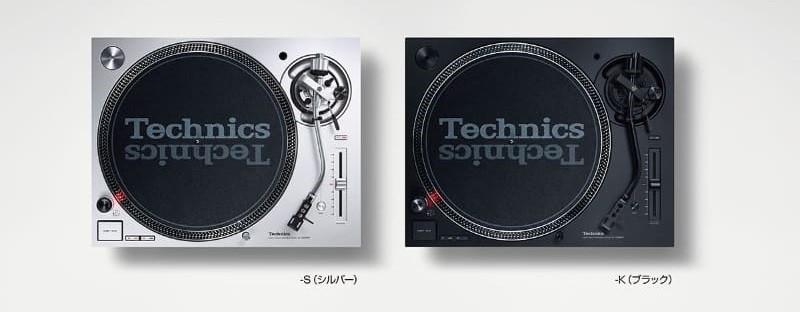 Technics 推出全新銀色版本 SL-1200MK7 黑膠唱盤
