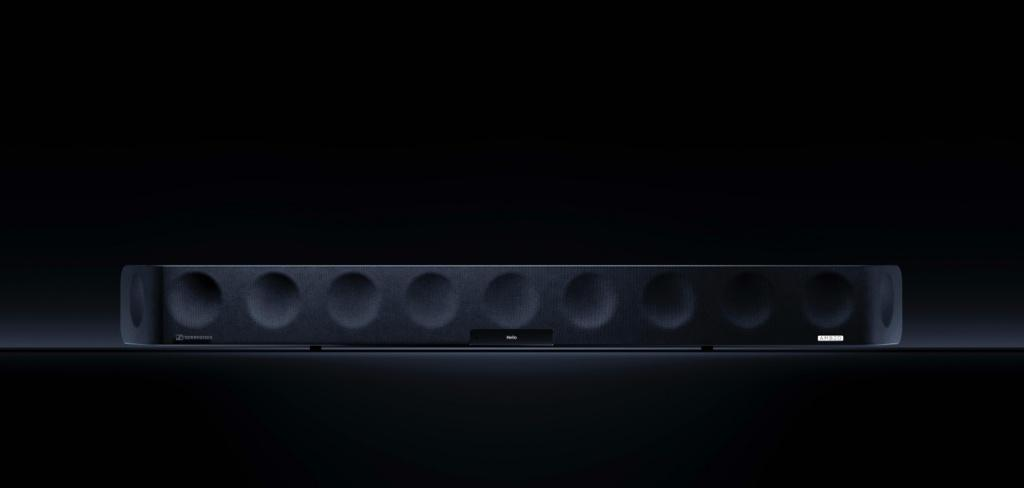 Sennheiser AMBEO Soundbar 現支援Sony 360 Reality Audio