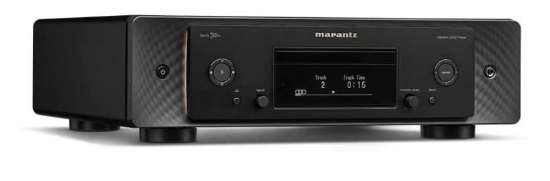 Marantz 宣布合併式放大器 MODEL 30 及 網絡 / 光碟播放機 SACD 30n 將推出全新黑色版本