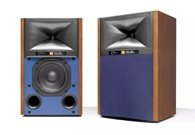 JBL 推出全新監聽喇叭 4309