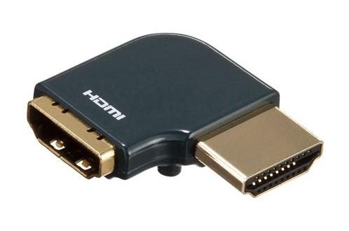 向左轉向右轉,Sanwa Supply 推出全新 AD-HD21LY 系列 L 型 HDMI 接駁器
