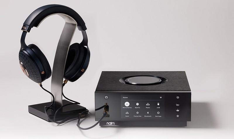 耳機放大 + 網絡串流,Naim 推出全新 Uniti Atom Headphone Edition