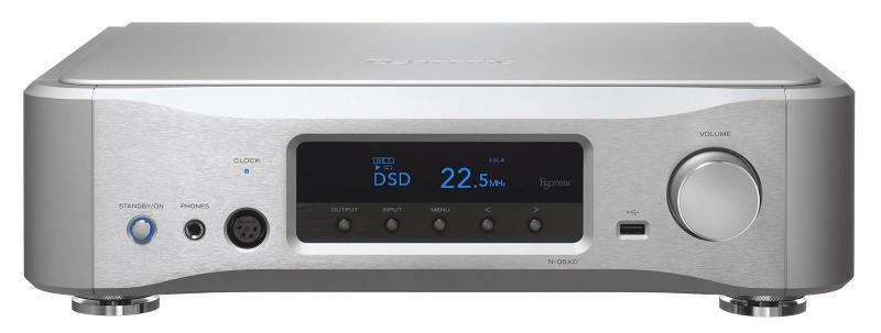 日本 Esoteric  宣布集網絡串流、CAS 解碼、前級及耳機放大於一身的 N-05XD 將延期推出