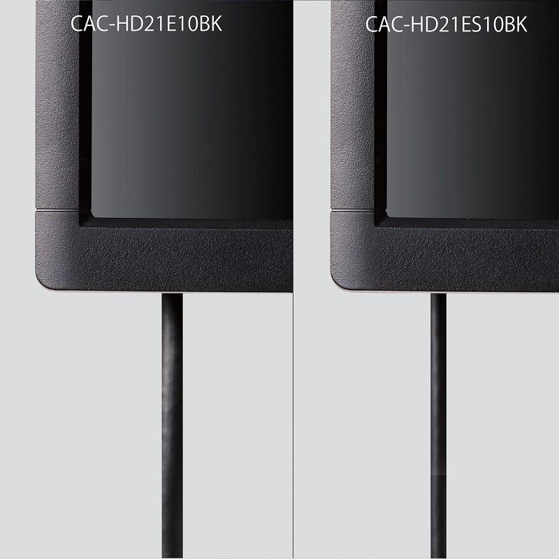 Elecom 推出 CAC-HD21ES 及 CAC-HD21E 兩款全新 8K HDMI 線材系列