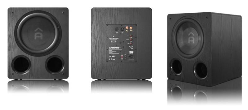 Acsendo 推出入門級超低音喇叭 SV-12