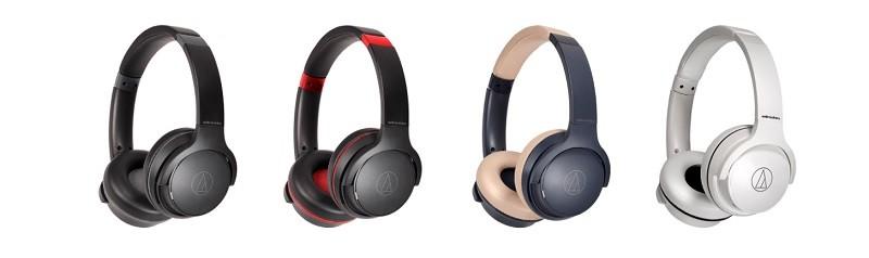 Audio-Technica 推出全新頭戴式無線耳機 ATH-S220BT