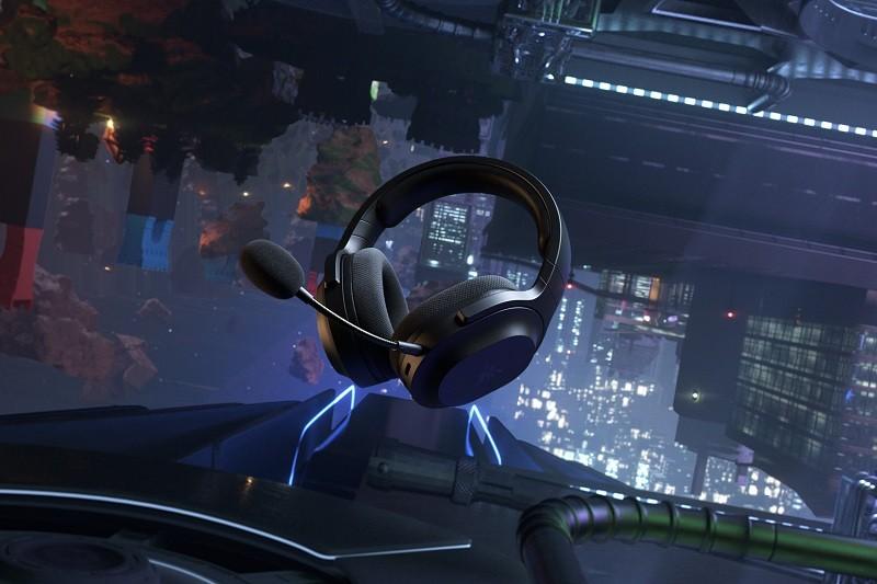 兼容多平台,Razer 推出全新無線耳機 Barracuda X